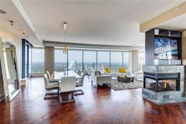 3344 Peachtree Road NE #4101, Atlanta, GA 30326 (MLS #6927671) :: Kennesaw Life Real Estate