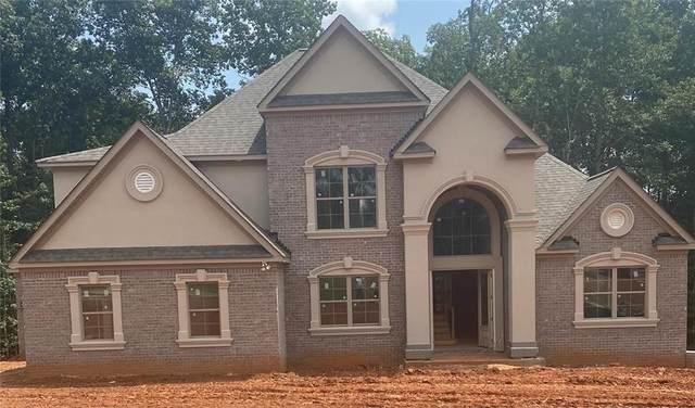 2654 Morgan Park Drive SW, Stockbridge, GA 30281 (MLS #6927744) :: North Atlanta Home Team