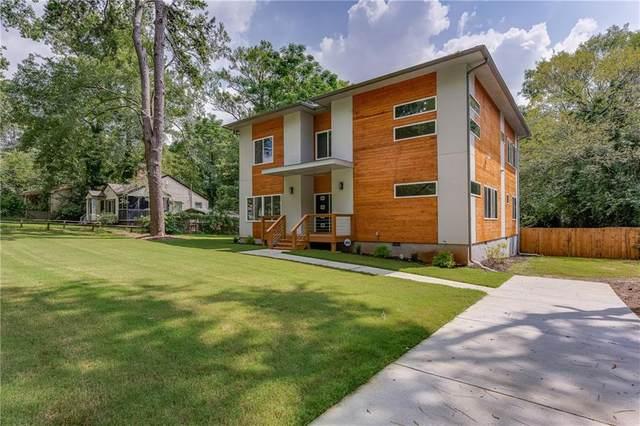 576 Quillian Avenue, Decatur, GA 30032 (MLS #6927750) :: Todd Lemoine Team