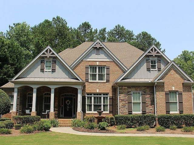 5166 Hill Road NW, Acworth, GA 30101 (MLS #6927784) :: Kennesaw Life Real Estate