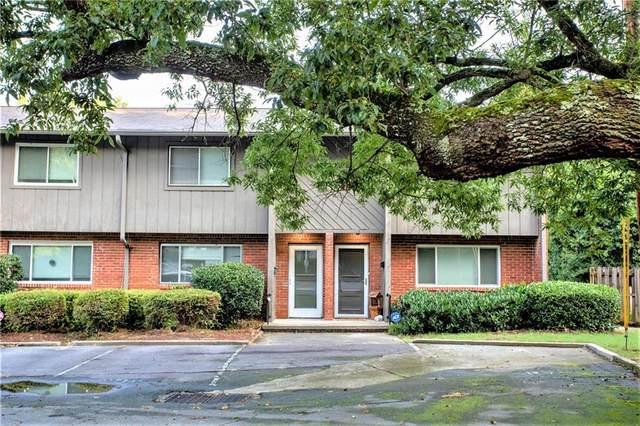 1616 Briarcliff Road NE #2, Atlanta, GA 30306 (MLS #6927905) :: The Zac Team @ RE/MAX Metro Atlanta