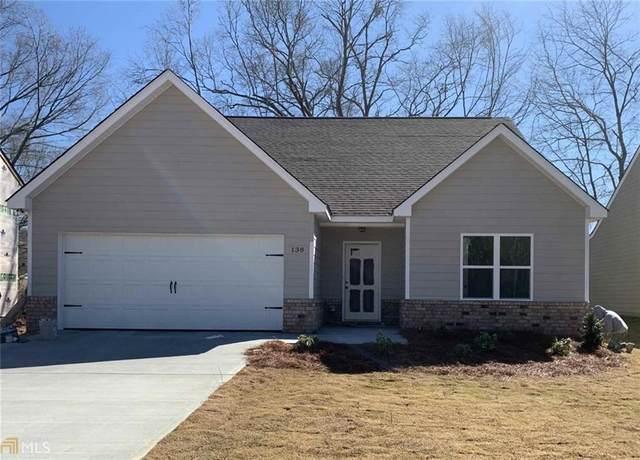 138 Savannah Way, Milner, GA 30257 (MLS #6927933) :: North Atlanta Home Team