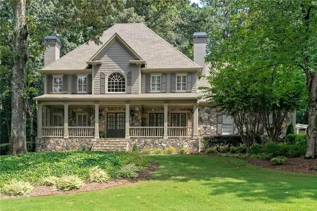 2841 Tanner Lake Trail NW, Marietta, GA 30064 (MLS #6927992) :: North Atlanta Home Team