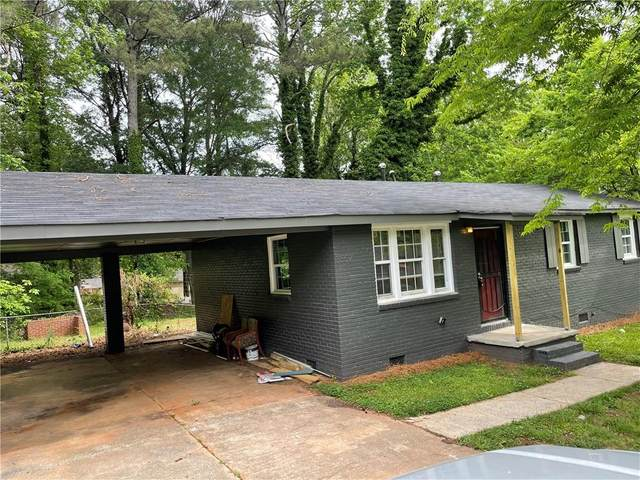 3557 Bolfair Drive NW, Atlanta, GA 30331 (MLS #6928064) :: North Atlanta Home Team