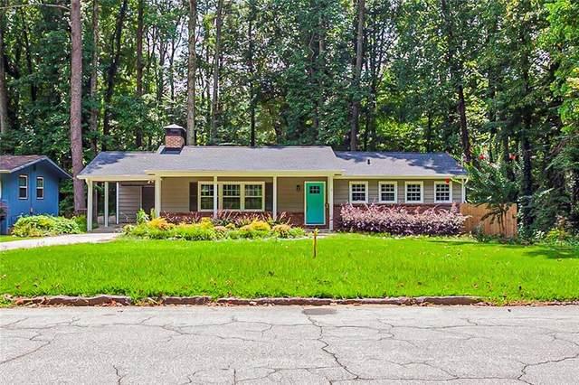 2723 Mcclave Drive, Atlanta, GA 30340 (MLS #6928228) :: The Hinsons - Mike Hinson & Harriet Hinson