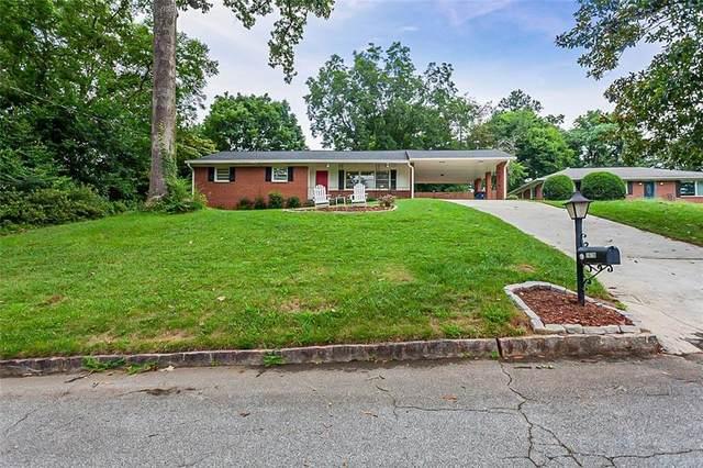 1678 Oak Lane NE, Atlanta, GA 30329 (MLS #6928305) :: North Atlanta Home Team