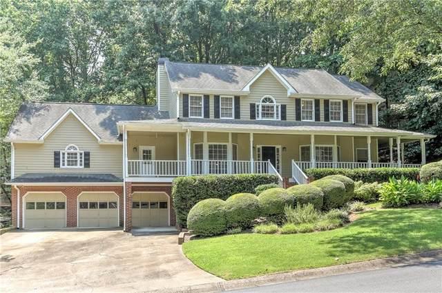 222 Colonial Drive, Woodstock, GA 30189 (MLS #6928350) :: North Atlanta Home Team