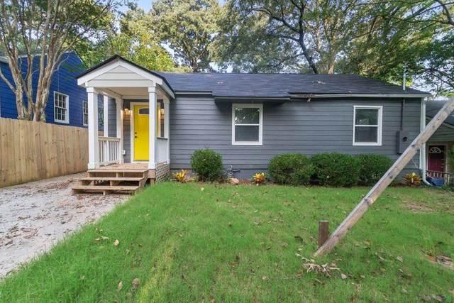 461 Glenwood SE, Atlanta, GA 30316 (MLS #6928362) :: Good Living Real Estate
