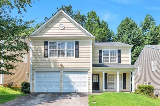 1050 Lulworth Lane, Lawrenceville, GA 30044 (MLS #6928390) :: Path & Post Real Estate