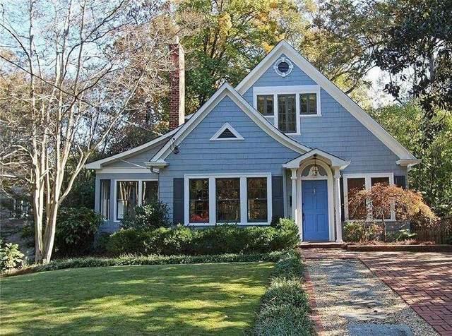 201 Huntington Road NE, Atlanta, GA 30309 (MLS #6928440) :: Kennesaw Life Real Estate