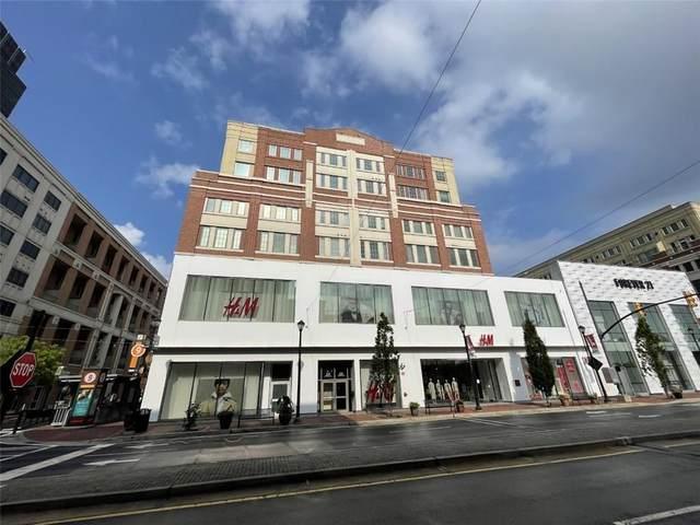 231 18th Street NW #7425, Atlanta, GA 30363 (MLS #6928454) :: Dawn & Amy Real Estate Team