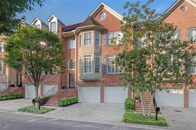 1259 Dunwoody Cove, Dunwoody, GA 30338 (MLS #6928468) :: North Atlanta Home Team