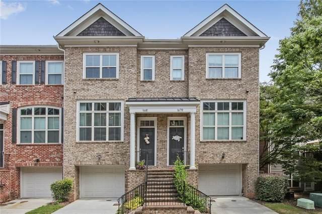 1681 Mosaic Way #69, Smyrna, GA 30080 (MLS #6928495) :: Kennesaw Life Real Estate