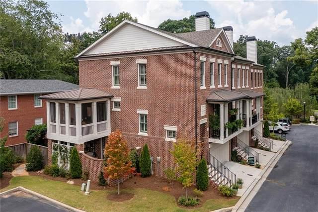 3734 Paige Way NE #10, Atlanta, GA 30319 (MLS #6928572) :: RE/MAX Paramount Properties