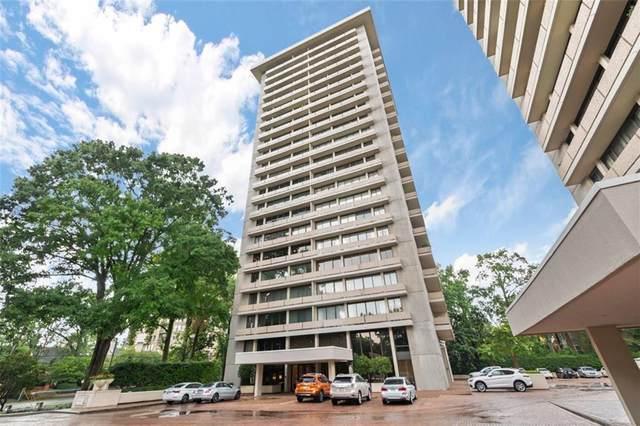 2575 Peachtree Street NE 18C, Atlanta, GA 30305 (MLS #6928579) :: Atlanta Communities Real Estate Brokerage