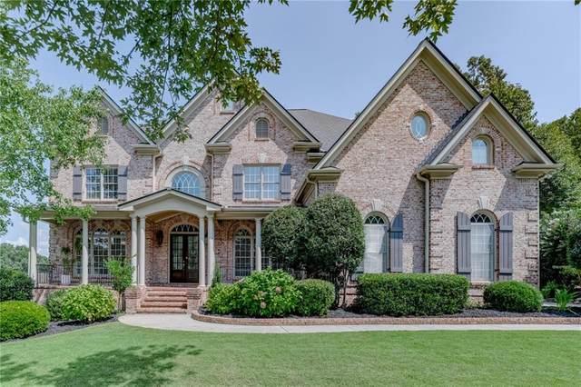 1670 Eversedge Drive, Alpharetta, GA 30009 (MLS #6928658) :: The Kroupa Team | Berkshire Hathaway HomeServices Georgia Properties
