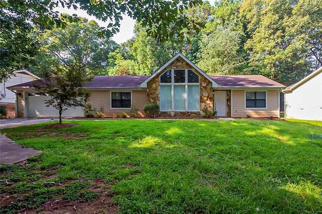 1115 Christian Circle SE, Conyers, GA 30013 (MLS #6928672) :: North Atlanta Home Team