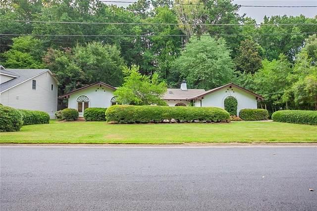 2844 Guinevere Drive NE, Atlanta, GA 30345 (MLS #6928699) :: North Atlanta Home Team
