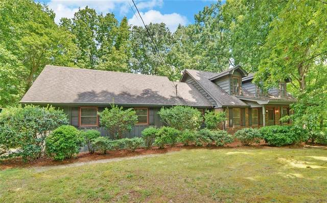 7105 Auraria Road, Dawsonville, GA 30534 (MLS #6928829) :: North Atlanta Home Team