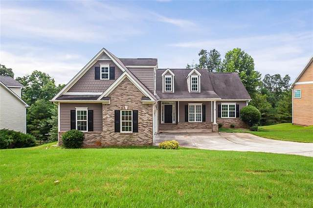 128 Puckett Creek Drive, Canton, GA 30114 (MLS #6928885) :: North Atlanta Home Team