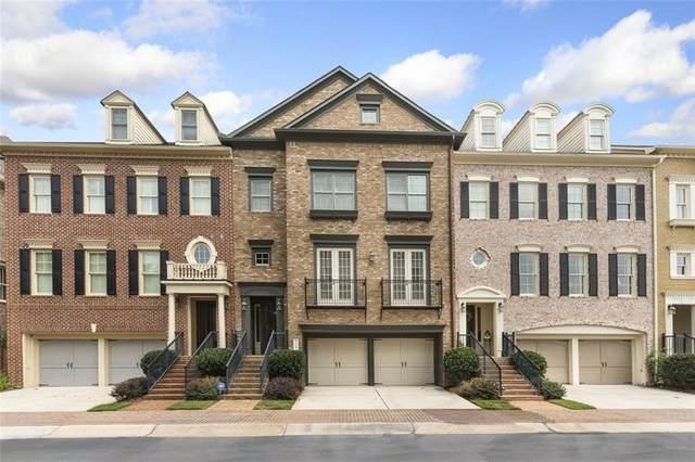 4349 Bridgehaven Drive SE, Smyrna, GA 30080 (MLS #6928897) :: North Atlanta Home Team