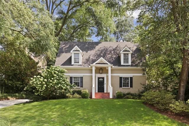 125 Lakeland Drive NW, Atlanta, GA 30305 (MLS #6928954) :: Path & Post Real Estate