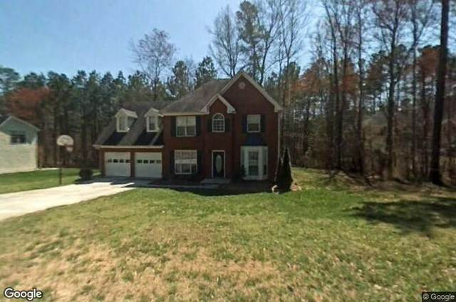 5546 Hurstcliffe Drive NW, Kennesaw, GA 30152 (MLS #6928963) :: North Atlanta Home Team