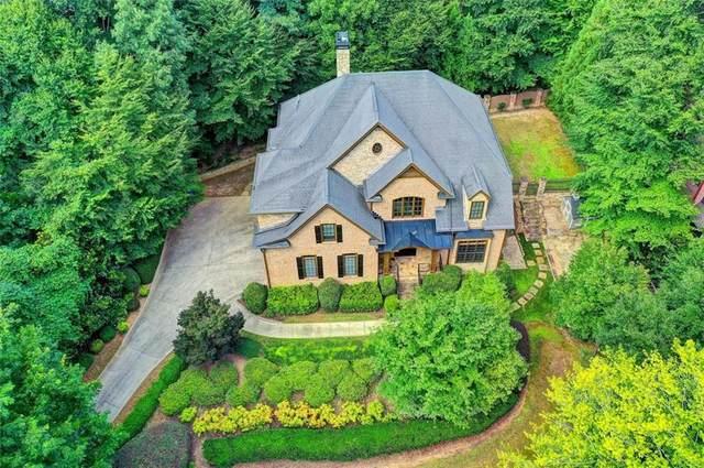 317 Alberta Terrace NE, Atlanta, GA 30305 (MLS #6929009) :: Dawn & Amy Real Estate Team