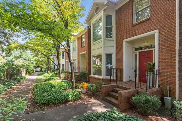 1087 High Point Drive NE, Atlanta, GA 30306 (MLS #6929012) :: AlpharettaZen Expert Home Advisors