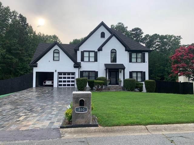 810 Johnsons Landing Way, Lawrenceville, GA 30045 (MLS #6929154) :: Virtual Properties Realty
