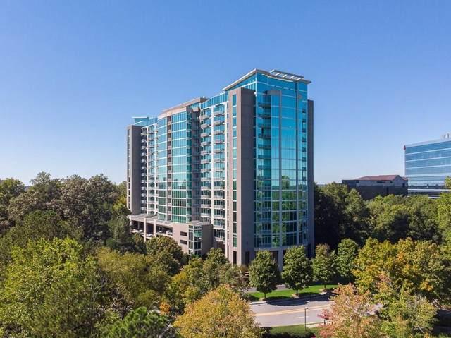 3300 Windy Ridge Parkway SE #1221, Atlanta, GA 30339 (MLS #6929210) :: Atlanta Communities Real Estate Brokerage