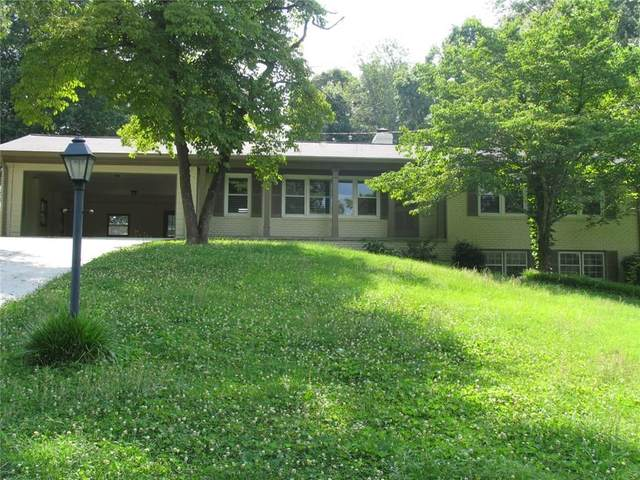 2659 Ridgewood Drive, Marietta, GA 30066 (MLS #6929227) :: North Atlanta Home Team