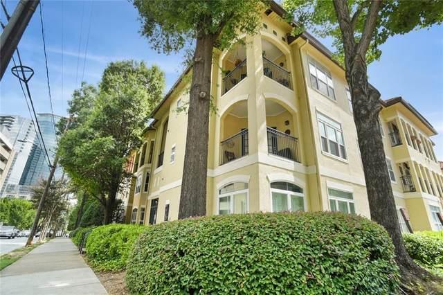 955 Juniper Street NE #3224, Atlanta, GA 30309 (MLS #6929272) :: The Hinsons - Mike Hinson & Harriet Hinson