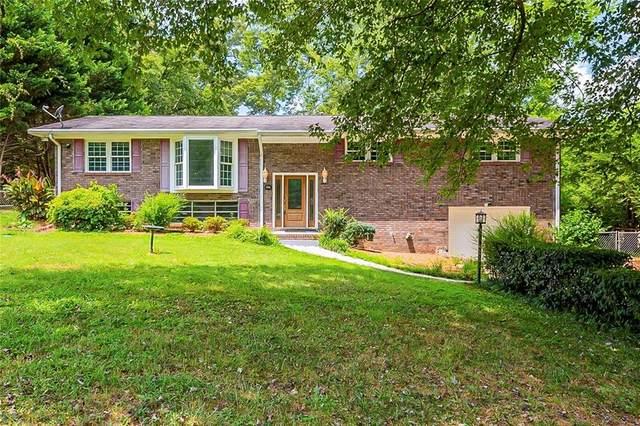 4057 Middle Drive NE, Marietta, GA 30066 (MLS #6929291) :: North Atlanta Home Team