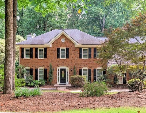 3413 Belleford Court NE, Roswell, GA 30075 (MLS #6929292) :: North Atlanta Home Team