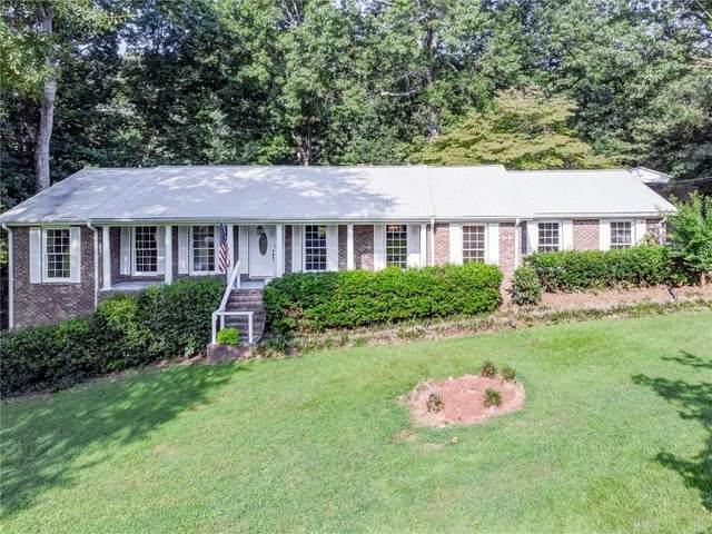951 Greybrook Drive, Woodstock, GA 30189 (MLS #6929294) :: North Atlanta Home Team