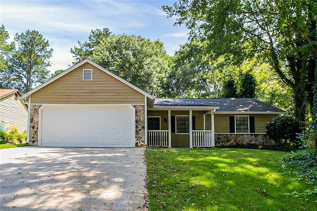 2491 Redfield Drive, Norcross, GA 30071 (MLS #6929314) :: North Atlanta Home Team