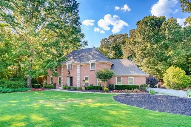 1762 Ball Mill Court, Dunwoody, GA 30338 (MLS #6929349) :: North Atlanta Home Team