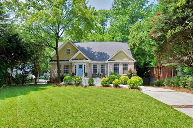 1722 Helen Drive NE, Atlanta, GA 30306 (MLS #6929388) :: North Atlanta Home Team