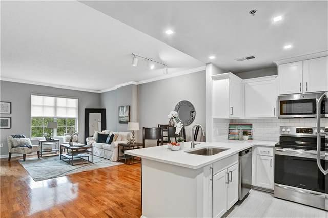 1101 Juniper Street NE #229, Atlanta, GA 30309 (MLS #6929392) :: The Kroupa Team   Berkshire Hathaway HomeServices Georgia Properties