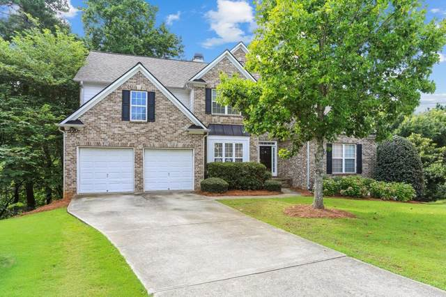 2259 Vernon Oaks Way, Dunwoody, GA 30338 (MLS #6929402) :: North Atlanta Home Team
