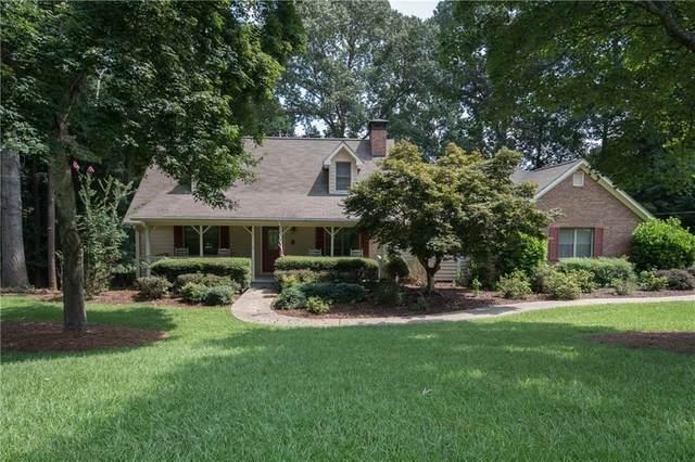 130 Forest Lake Drive, Fayetteville, GA 30215 (MLS #6929406) :: North Atlanta Home Team