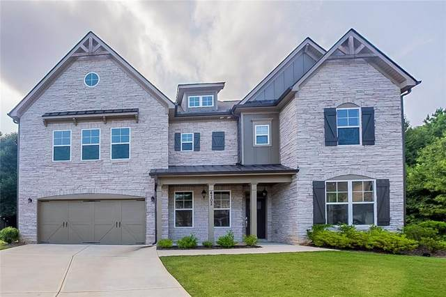 4702 Jellico Drive, Powder Springs, GA 30127 (MLS #6929421) :: North Atlanta Home Team