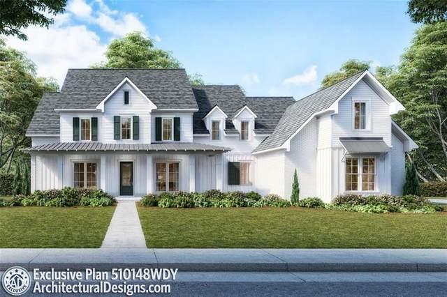 16375 Henderson Road, Milton, GA 30004 (MLS #6929460) :: North Atlanta Home Team