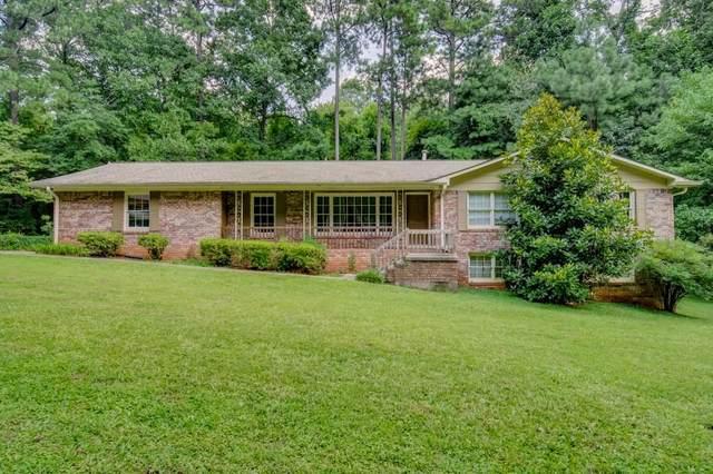 650 N Rope Mill Road, Woodstock, GA 30188 (MLS #6929525) :: Path & Post Real Estate