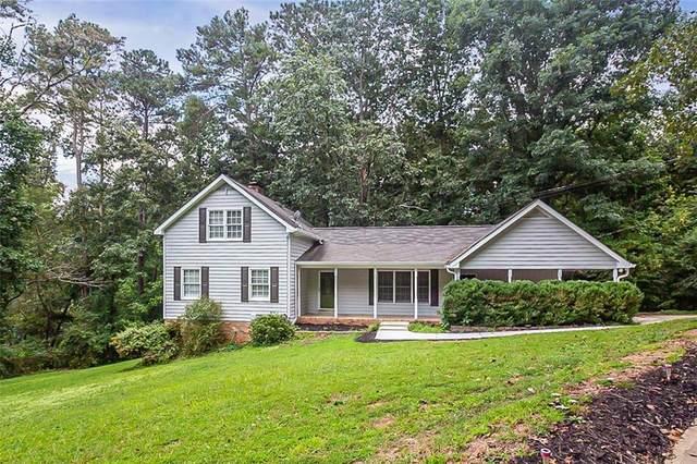 252 Valley Ridge Drive, Canton, GA 30115 (MLS #6929587) :: North Atlanta Home Team