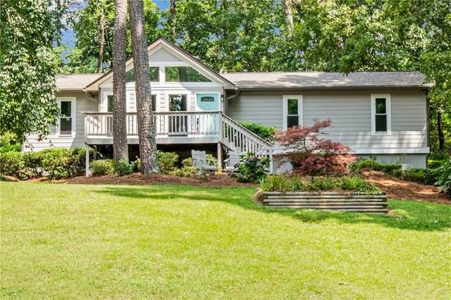 3451 Brookhill Circle, Marietta, GA 30062 (MLS #6929623) :: North Atlanta Home Team