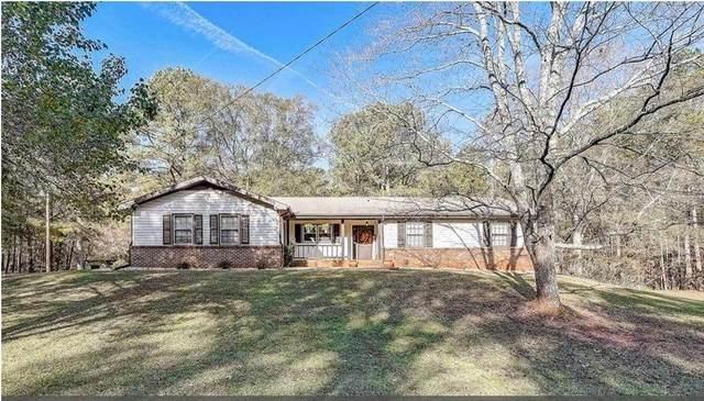 265 Forest Lake Drive, Covington, GA 30016 (MLS #6929645) :: Path & Post Real Estate