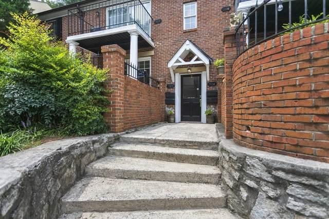 1634 Ponce De Leon Avenue NE #303, Atlanta, GA 30307 (MLS #6929887) :: The Kroupa Team | Berkshire Hathaway HomeServices Georgia Properties