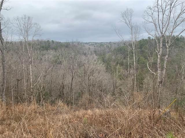 135 Flat Ridge Road, Ellijay, GA 30540 (MLS #6929950) :: North Atlanta Home Team
